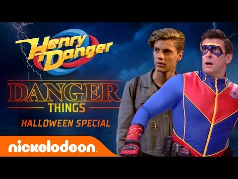 'Danger Things' Halloween Special 🎃 Extended Trailer & EXCLUSIVE Sneak Peek!   Henry Danger   Nick from YouTube · Duration:  3 minutes 10 seconds