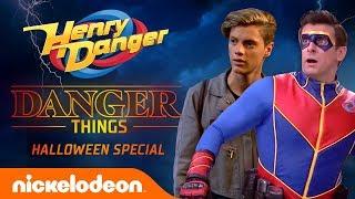 &#39Danger Things Halloween Special  Extended Trailer &amp EXCLUSIVE Sneak Peek!  Henry Danger  Nick