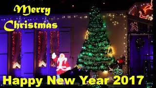Frohe Weihnachten und Happy