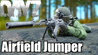 DayZ Standalone - Airfield Jumper | DayZ Standalone Gameplay German Deutsch