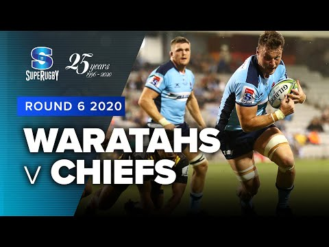 Super Rugby 2020 | Waratahs v Chiefs - Rd 6 Highlights