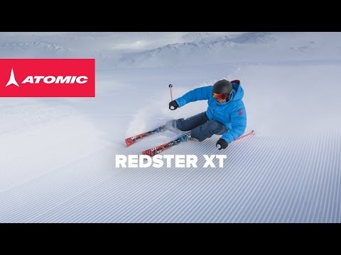 Atomic Redster XT skis 2016/17