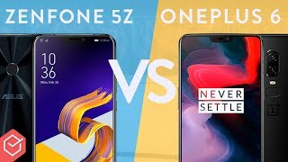 Asus Zenfone 5z vs Oneplus 6 - vale a pena importar?   Comparativo