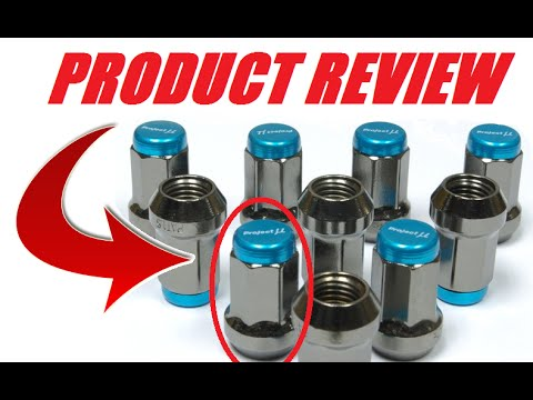 Project Mu Super Lock Nut 7 - Product review - YouTube