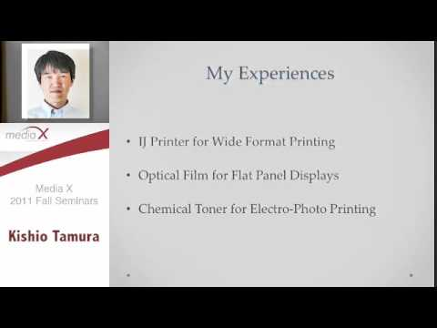 Kishio Tamura - Experiences in the Taguchi Method of Technology Innovation