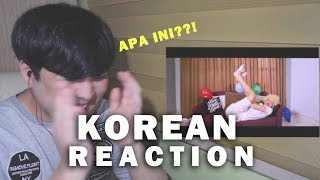 (ina) Reaksi Orang Korea 'kpop Youtube Rewind Indonesia 2018'