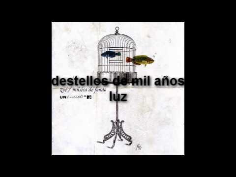 Zoé - Poli Love (MTV Unplugged) Letra