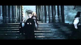 Scena protezione Hogwarts - Harry Potter e i Doni Della Morte Parte 2