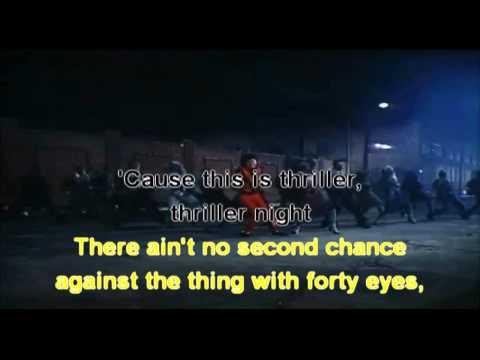Michael Jackson - Thriller (Karaoke)
