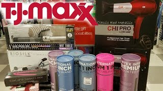 Shop With ME! TJ MAXX Beauty CHI, GLAMGLOW, CLINIQUE 2017