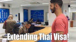 How to Extend Your Visa in Chiang Mai