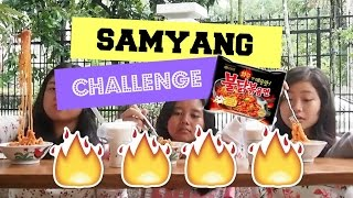 SAMYANG CHALLENGE!! (WITH THE GURLS!)