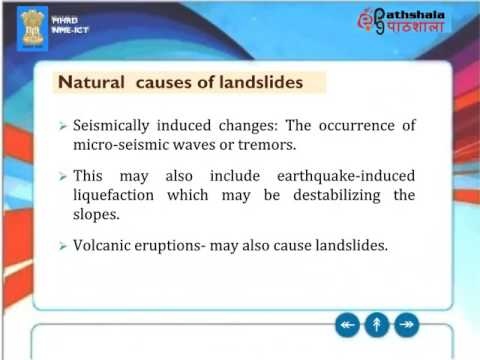 031  Landslides and Their Controls (ES)