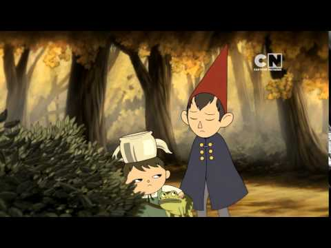 Over The Garden Wall - Hard Times at the Huskin' Bee (Clip 1)