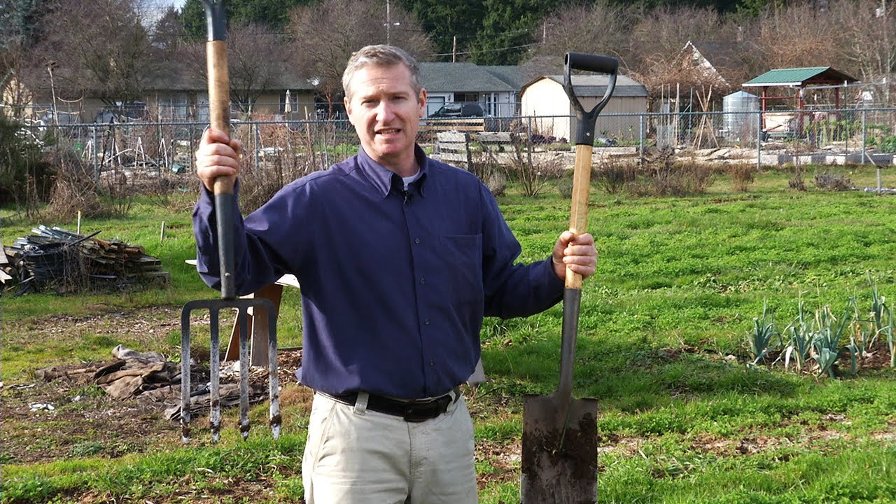 Choosing The Right Garden Tools For Your Vegetable Garden Youtube