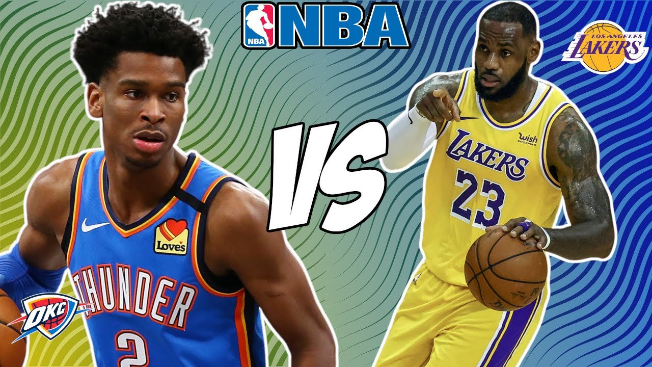 Lakers vs. Thunder prediction: Best bets, pick against the spread ...