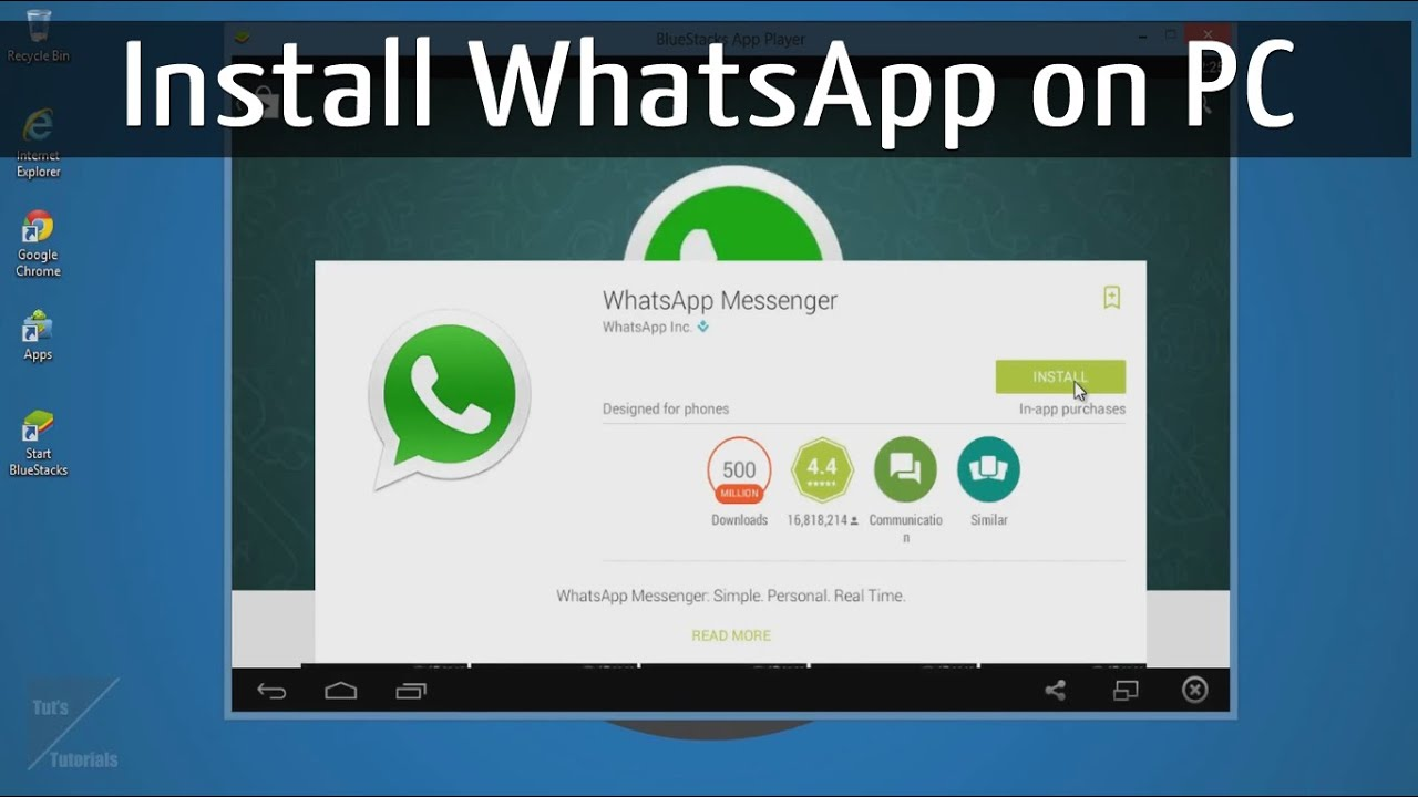 whatsapp emulator for pc online