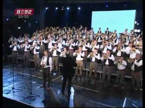 100 Truba u Beogradu Rjabinuška