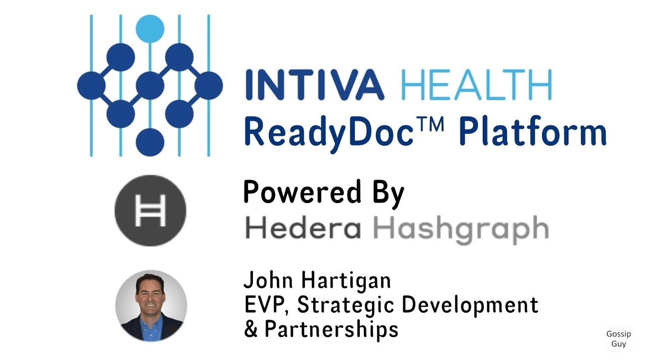 Intiva Health - ReadyDoc Platform Powered by Hashgraph - getplaypk
