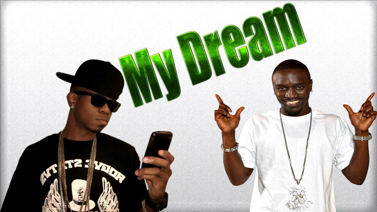 Chamillionaire - My Dream ft Akon (LYRICS) - YouTube