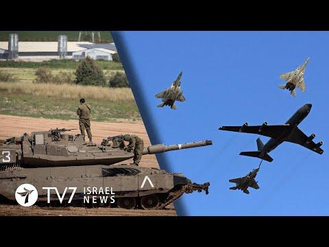Israel-Hezbollah War Will Cause Lebanon To Shiver; Biden Calls Netanyahu - TV7 Israel News 18.02.21