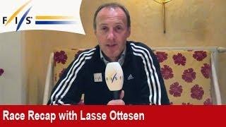 Race Recap with Lasse Ottesen: Lillehammer