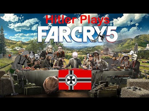 Hitler plays Far Cry 5 - Parody |