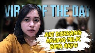 VIRAL HARI INI: Kronologi ART Tewas Diserang Anjing milik Presenter Bima Aryo