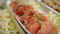Buffet Eckerö tarjoaa laktoositonta, gluteenitonta ja vegaanista ruokaa