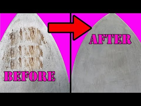 How To Clean Iron With Baking Soda & Vinegar | DIY