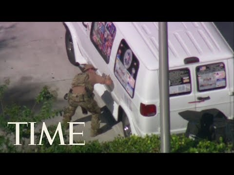 Department of Justice Gives Updates On The Package Bomb Investigation Following Arrest | TIME