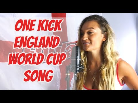 One Kiss - England World Cup Song - Georgia Box (Rewrite Cover)