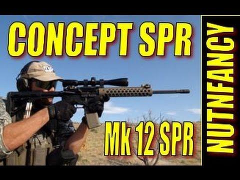 """""""Precision AR-15: Concept"""