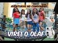 Aventuras no condomínio - Virei o Olaf  #Parte 1 - Julia Moraes