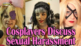 Sexual Harassment at comic cons   COMIC BOOK SYNDICATE