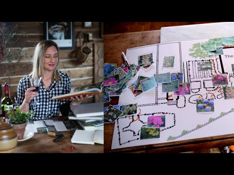 GARDEN DREAM BOARD (& more geeky cottage garden talk than you probably actually want)