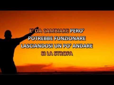 Zucchero - Canzone Triste (Video karaoke)