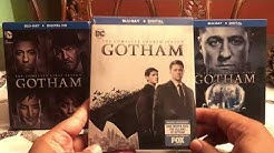 Gotham Season 4 Blu-ray Unboxing
