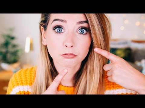 My Makeup Routine For Problem Skin Days   Zoella