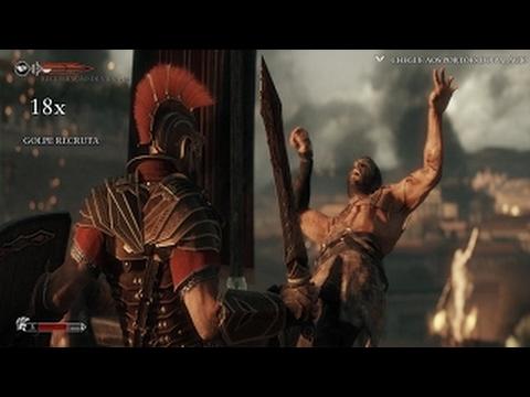 Ryse : Son of Rome Pc Jogando até Zerar Part 1