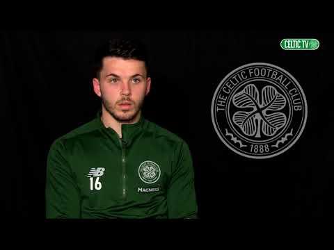 Celtic FC - Lewis Morgan hoping to make an impact on pre-season