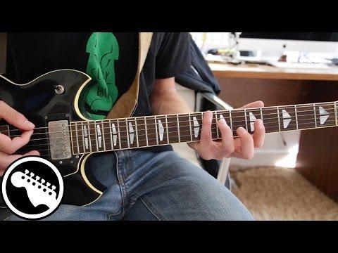 """""""Fly Away"""" by Lenny Kravitz - Easy Beginner Guitar Lesson"""