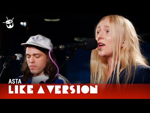 Asta - 'Dynamite' Ft. Allday (live For Like A Version)