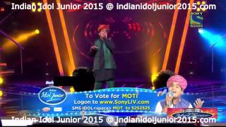 Moti Khan 8 August 2015 Performance - Dard-E-Disco (Om Shanti Om)