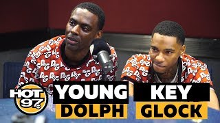Young Dolph \u0026 Key Glock List Best Weed In US, Address Airport Incident + Talk 'Dum \u0026 Dummer'