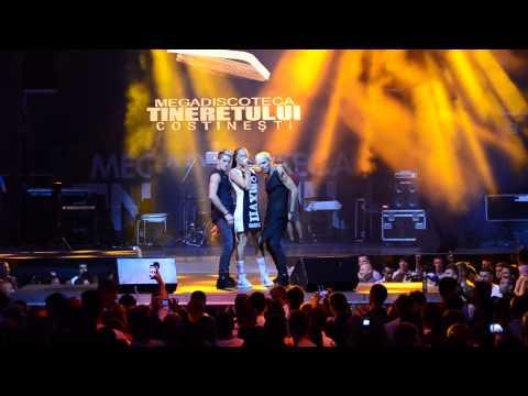 DJ Sava Feat. Raluka - I Like The Trumpet (Live @ MDT Costinesti 2013)