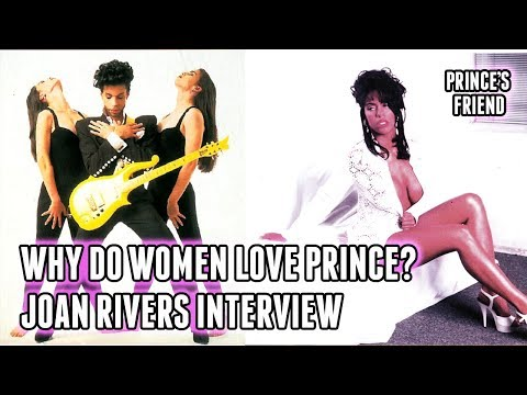 Why Do Women Love Prince? Joan Rivers Interview with Robin Powers, Diamond and Pearl