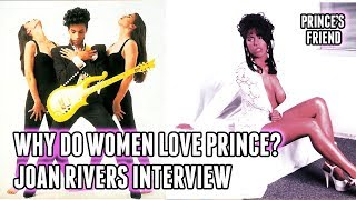 why do women love prince? joan rivers interview with robin powers diamond and pearl