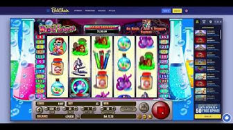Weird Science Slots Game