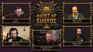 RollPlay - Court of Swords - S5 - Week 90, Part 1  - In or Out